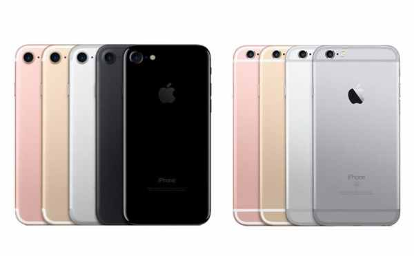 Apple iPhone 7 vs iPhone 6s: Here's what's new | BGR India