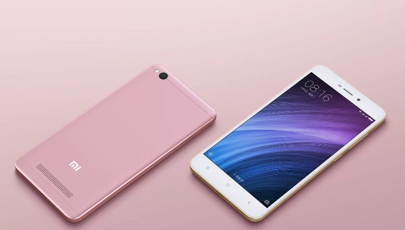 Image result for Xiaomi Redmi 4A With 4G VoLTE Support Launched at Rs. 5,999: Release Date, Specifications, and More
