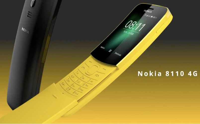 KaiOS confirms that it will roll out WhatsApp support for Nokia 8110 4G in more regions