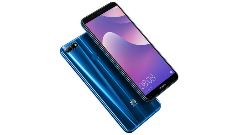 Huawei Y7 Prime 2018 With 18 9 Display Dual Cameras