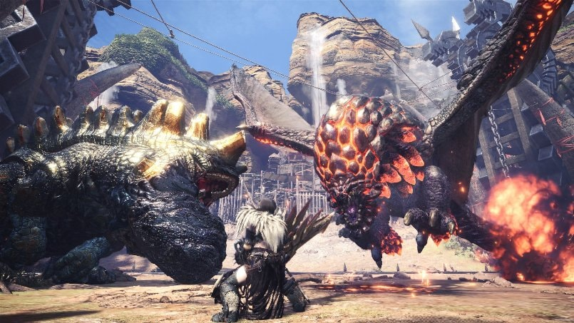 Top selling PS4 games on PSN for February 2018 revealed by Sony     Monster Hunter World
