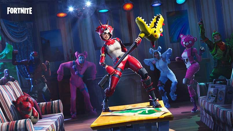 Fortnite Has Made Almost 300 Million In The Month Of April Alone BGR India
