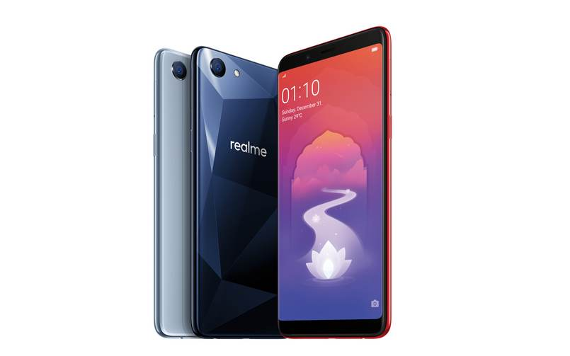 Image result for oppo realme 1