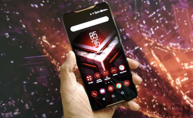 Asus ROG Phone First Impressions: At Rs 69,999, aimed at serious smartphone gamers