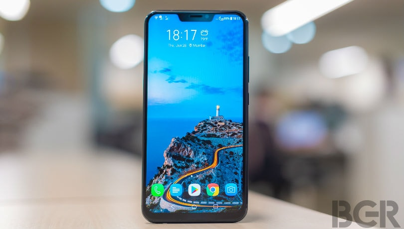 Asus Zenfone 5Z receives FOTA update with new features and camera enhancements