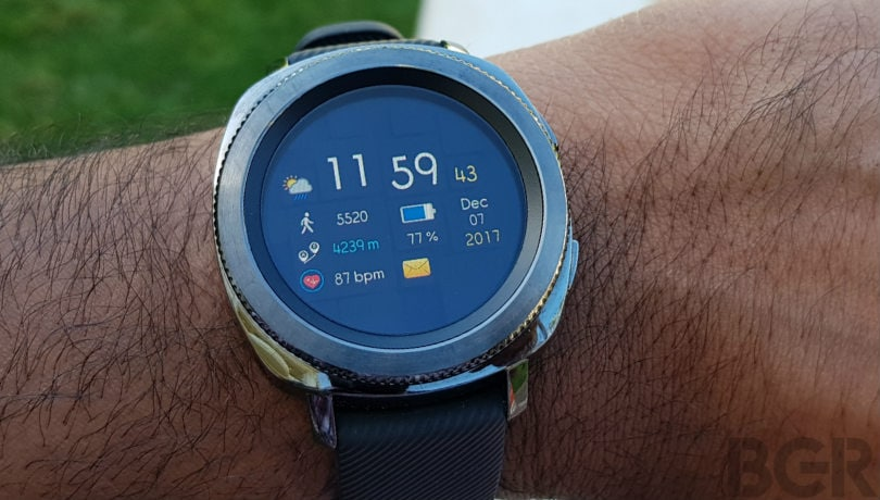 Samsung Gear Sport smartwatch successor could be called 'Galaxy Watch Active'