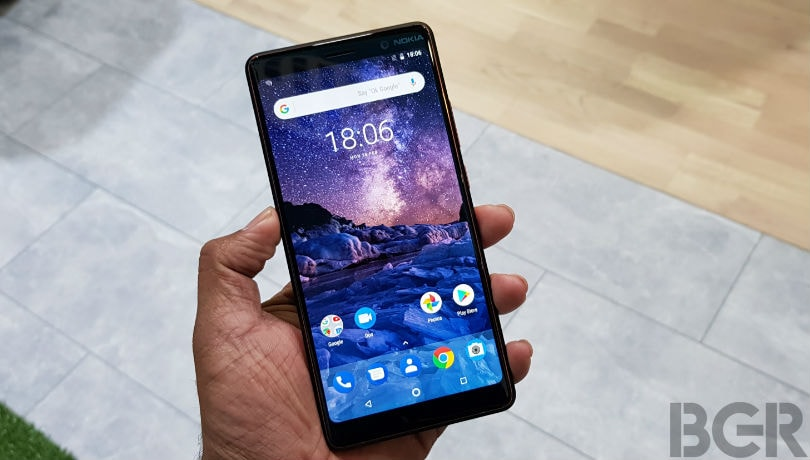 Nokia 7 Plus is the first non-Pixel phone to get Digital Wellbeing feature with Android 9 Pie beta update