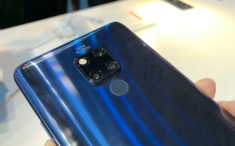 Huawei Mate 20 Pro vs Google Pixel 3 XL: Price in India, specifications and features compared