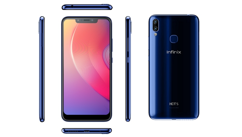 Infinix HOT S3X with 6.2-inch display, 16-megapixel selfie camera launched in India at Rs 9,999