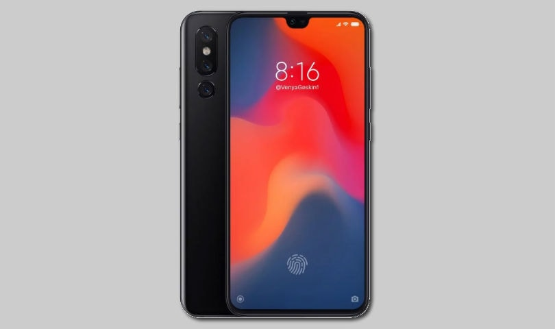 Xiaomi Mi 9: Leaked teaser hints at a February launch along with an in-display fingerprint scanner