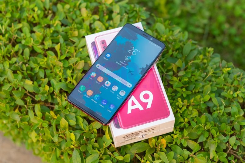 Samsung Galaxy A9 (2018) Review: Solid for its design, cameras not so much