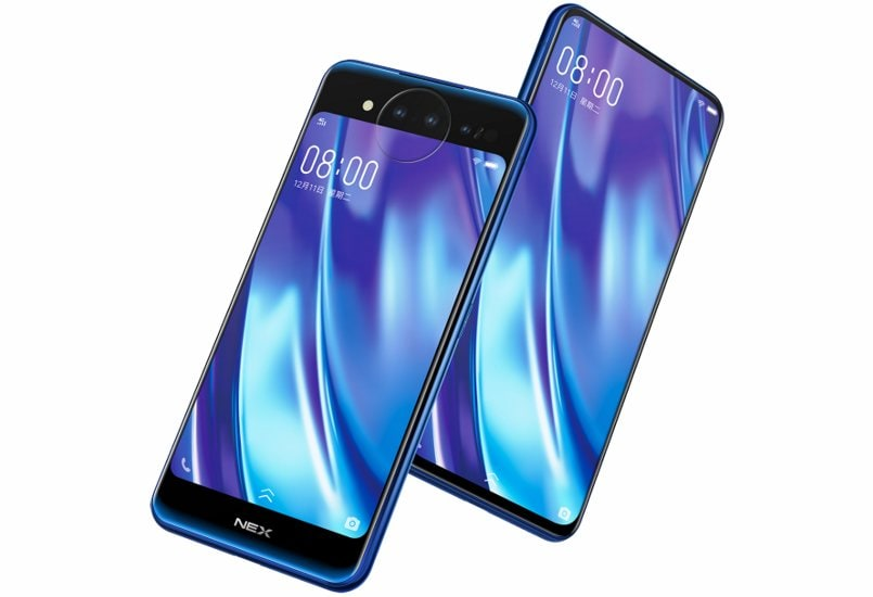 Vivo NEX Dual Display Edition with Snapdragon 710 SoC, 8GB RAM variant spotted on TENAA