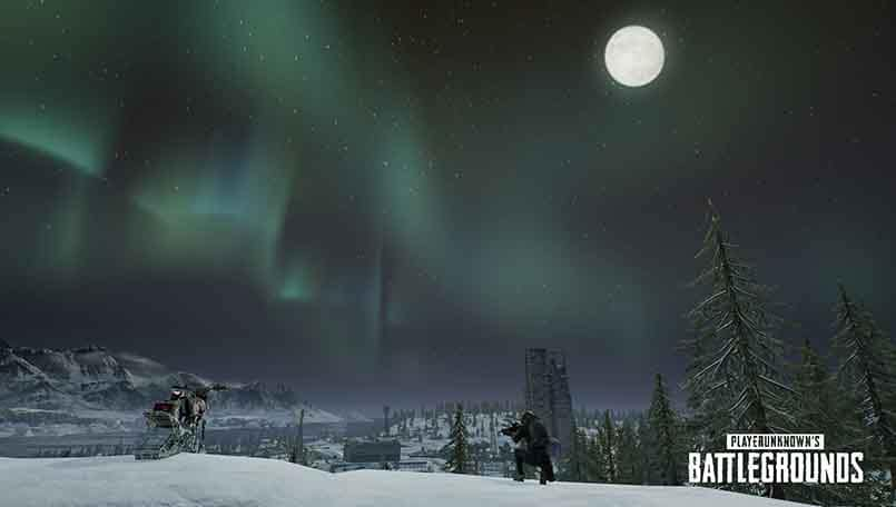 PUBG teased with night mode for Vikendi map; coming to Test Server for PC