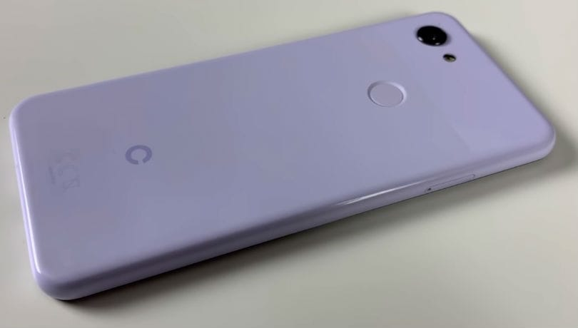Google Pixel 3 Lite leaked video review shows off plastic body, 3.5mm headphone jack