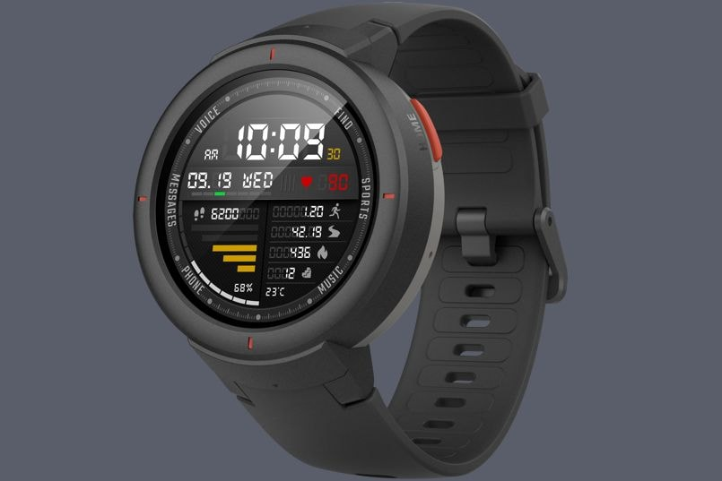 Xiaomi-backed Huami launches Amazfit Verge in India