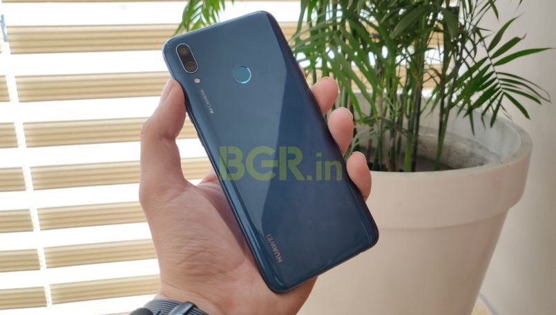 Huawei Y9 (2019) First Impressions: Big display to take on Xiaomi, Asus?