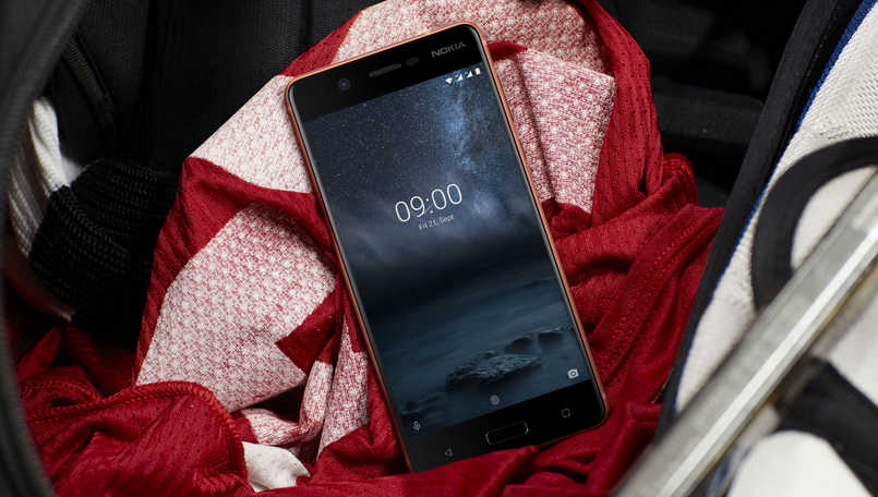 Nokia 5 Android Pie update rolling out with January 2019 security patch