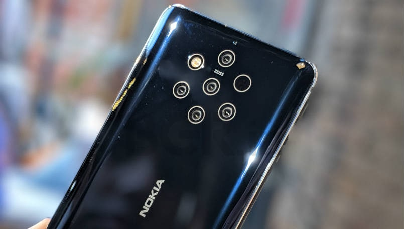 Nokia 9 Pureview First Impressions: Takes computational photography to a whole new level