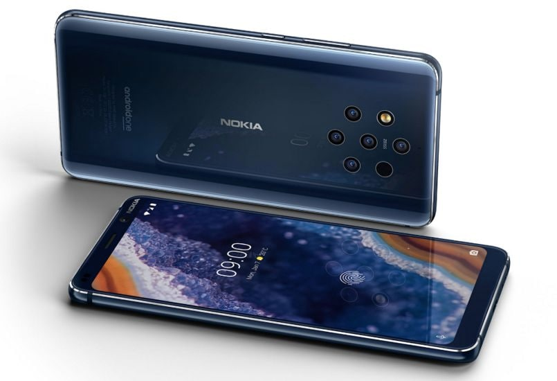 Nokia 9 PureView with 5 cameras launched at MWC 2019: Price, specifications, features