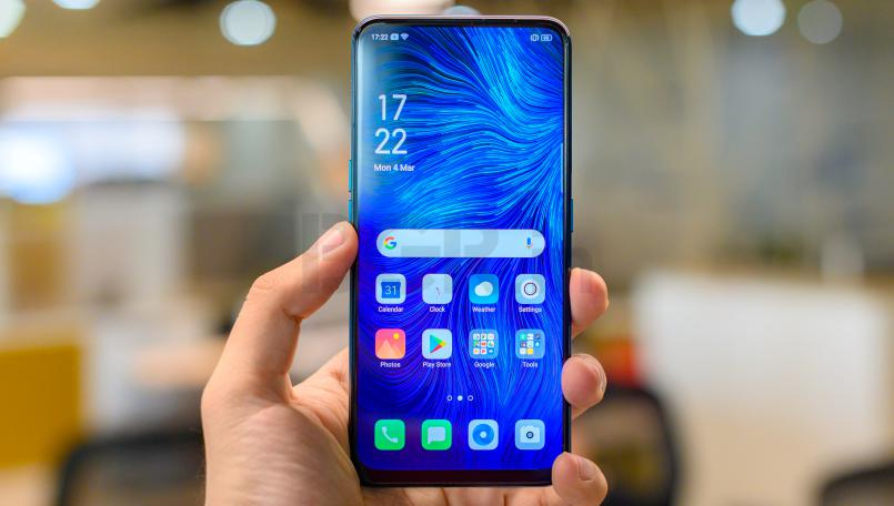 Oppo F11 Pro hands on and first impressions: Elevating the 'selfie' experience