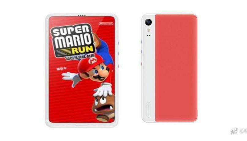 Nintendo reportedly working on a gaming smartphone