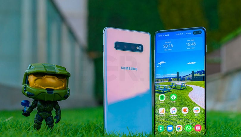 Samsung Galaxy S10+ Review: The best Galaxy before the next frontier!