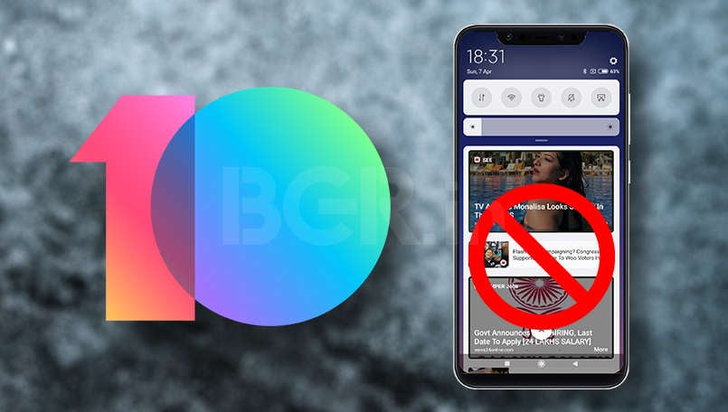 Xiaomi will allow users to disable ads in MIUI; here's how it will work