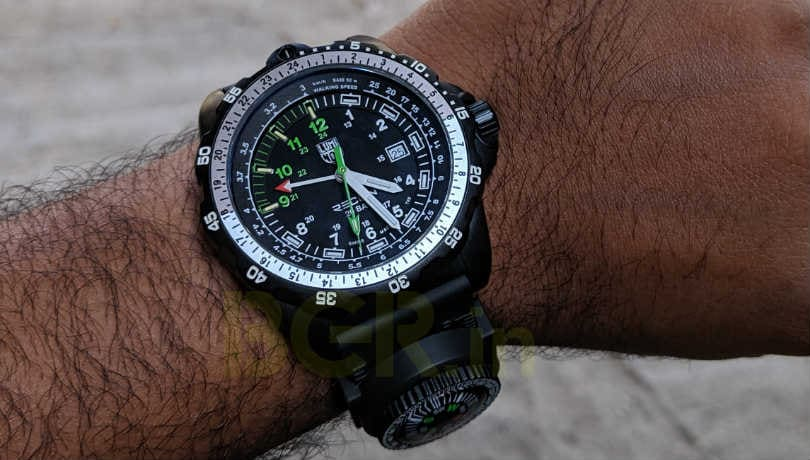 Luminox Recon NAV SPC 8831.KM watch review: To withstand rough and tough use