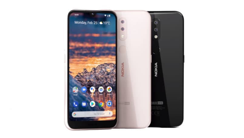 Nokia 4.2 with notch display, dual cameras launched in India: Price, specifications, features