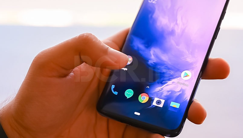 OnePlus 7 Pro users reporting 'ghost touch' issues with the display