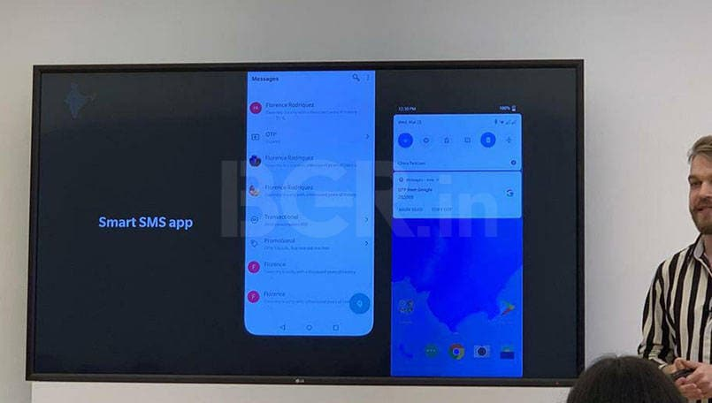 OnePlus OxygenOS India features Smart SMS app 1