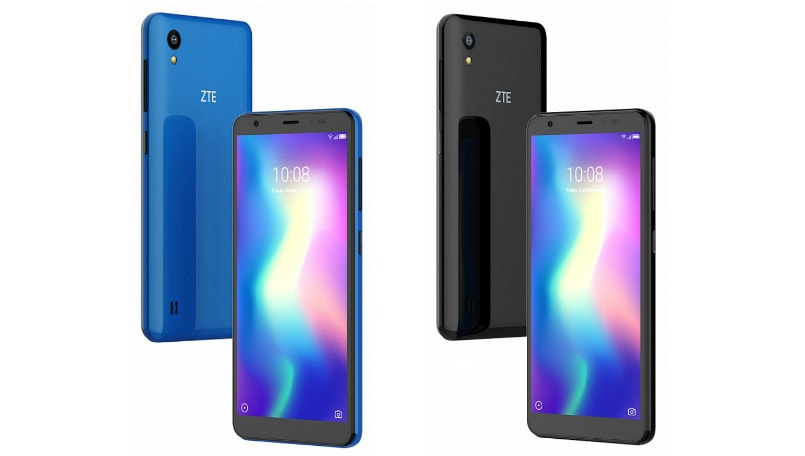 ZTE Blade A5 2019 smartphone launched: Price, specifications, features