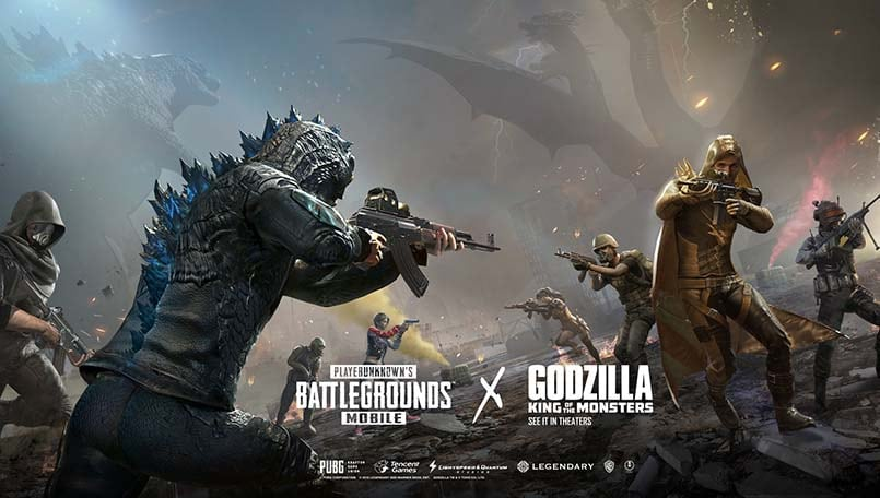 PUBG Mobile update to roll out on June 12 with new team deathmatch, Godzilla theme