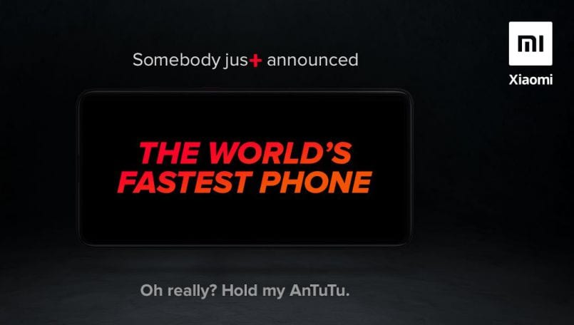 Xiaomi India teases Redmi K20 Pro as 'World's Fastest Phone'; again takes a dig at OnePlus 7 Pro