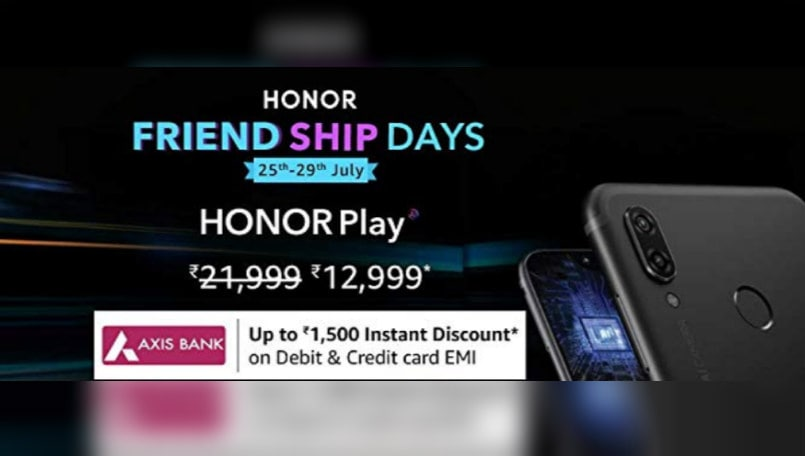 Honor Play, Honor Play Offer