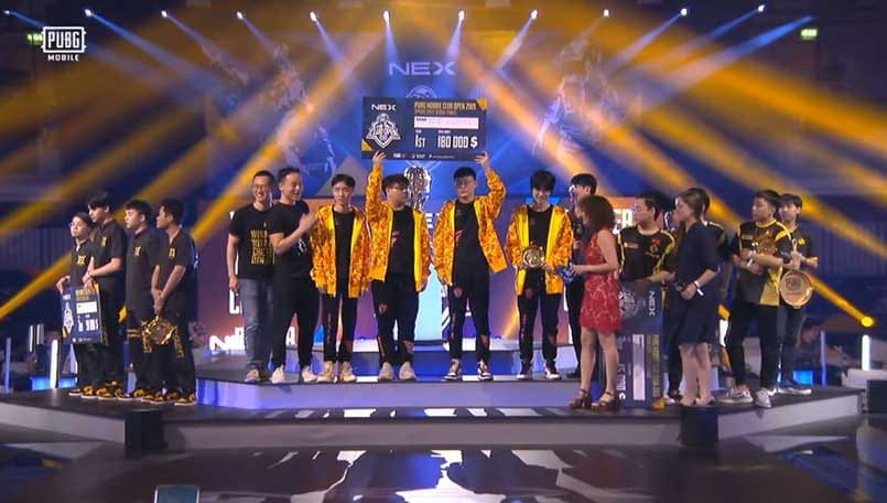 PUBG Mobile Club Open: 'Top Esports' team claims top spot and wins $180,000
