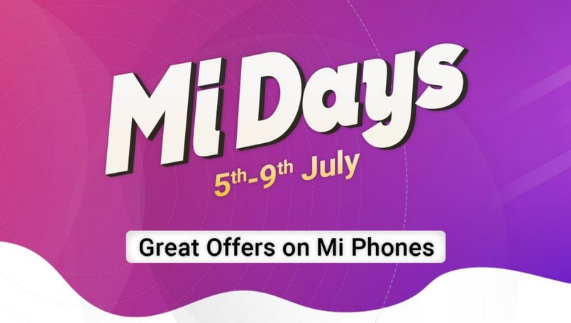 Xiaomi Mi Days Sale: Here are top 10 smartphone offers worth checking out