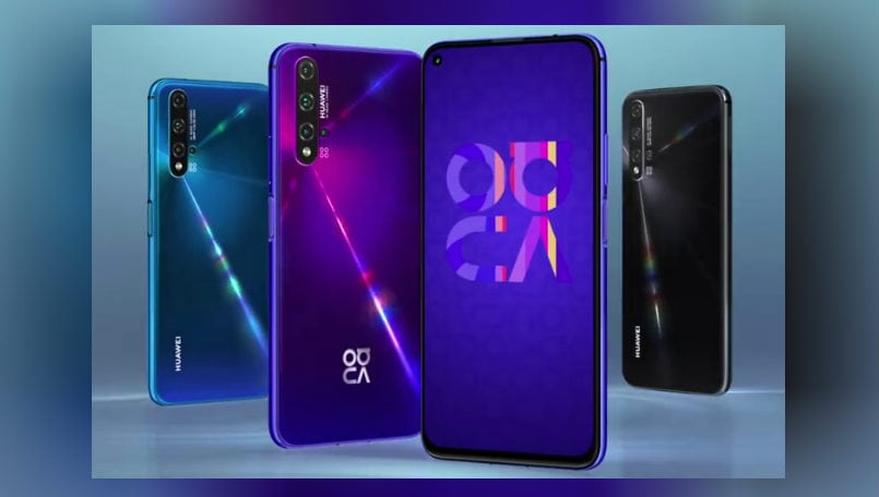 Huawei Nova 5T EMUI 10.1 stable update rolling out now