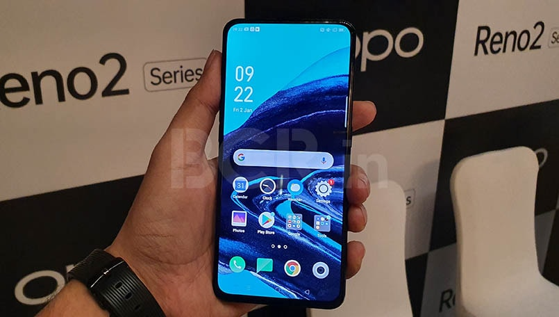 Oppo Reno 2, Oppo Reno 2Z, Oppo Reno 2F launched in India: Price, specifications, availability