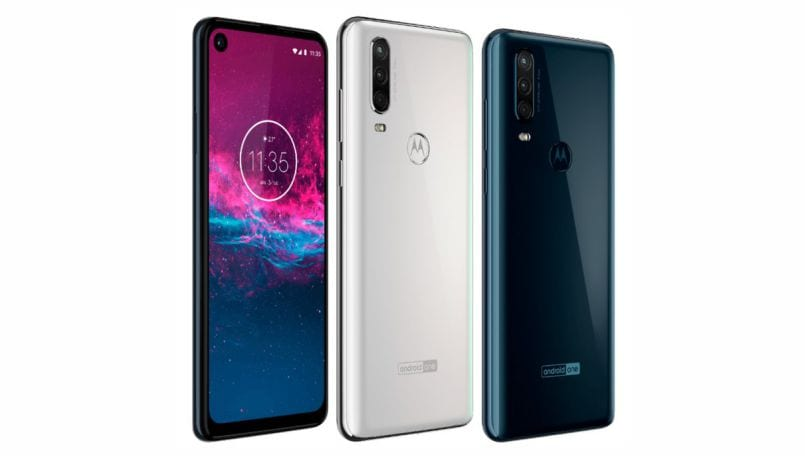Motorola One Action new render images show two colors; launch imminent