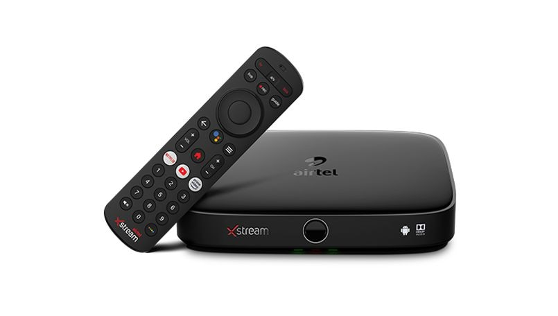 Airtel Xstream Box
