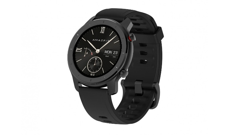 Huami Amazfit GTR 42mm smartwatch with 12-day battery life launched in India: Check price