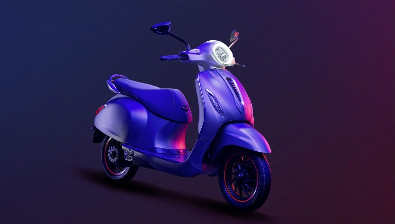 Bajaj Chetak electric launched with a range of 95km: Check out the price