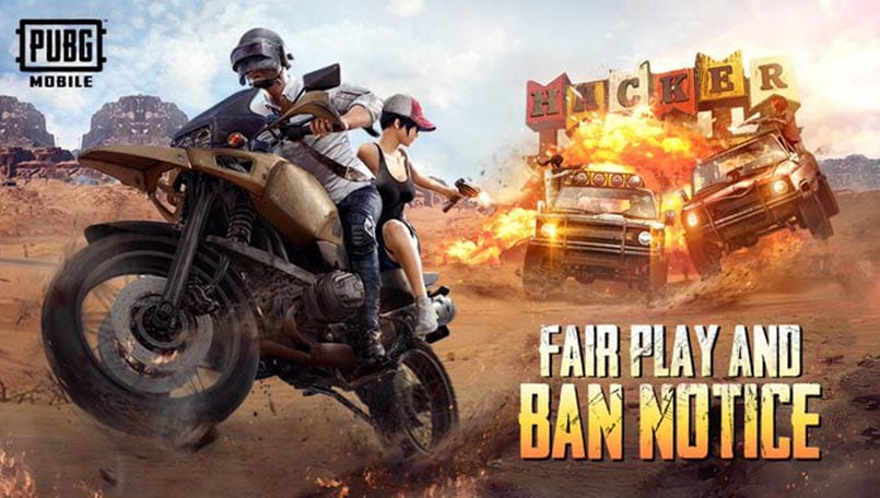PUBG Mobile shares new ban list for October 8