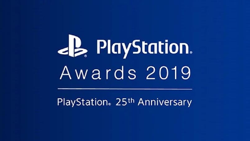 Sony announces PlayStation Awards 2019 to take place December 3