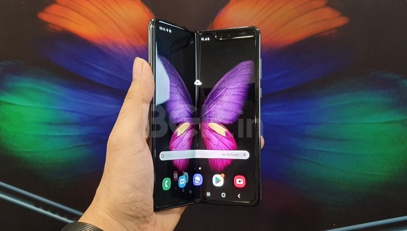 Samsung Galaxy Fold First Impressions: A look at the future fold for smartphones