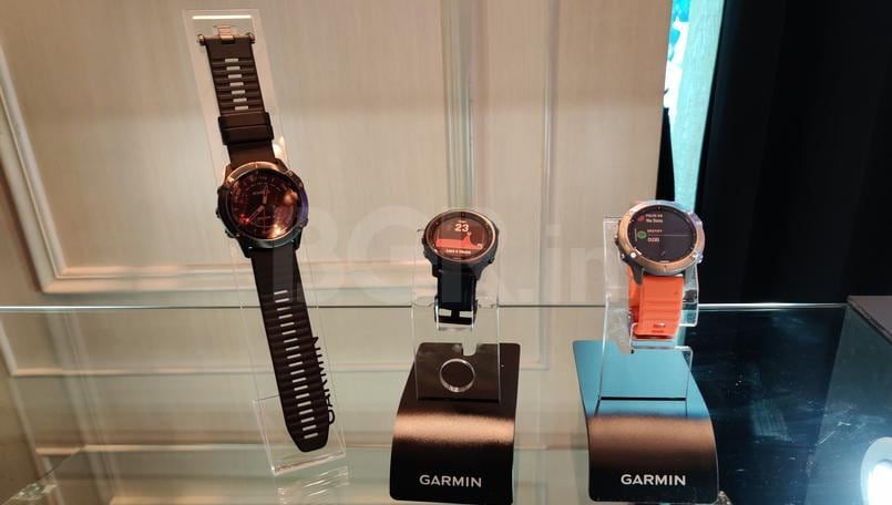 Garmin Fenix 6, Fenix 6S and Fenix 6X Pro Solar launched in India: Price, Features