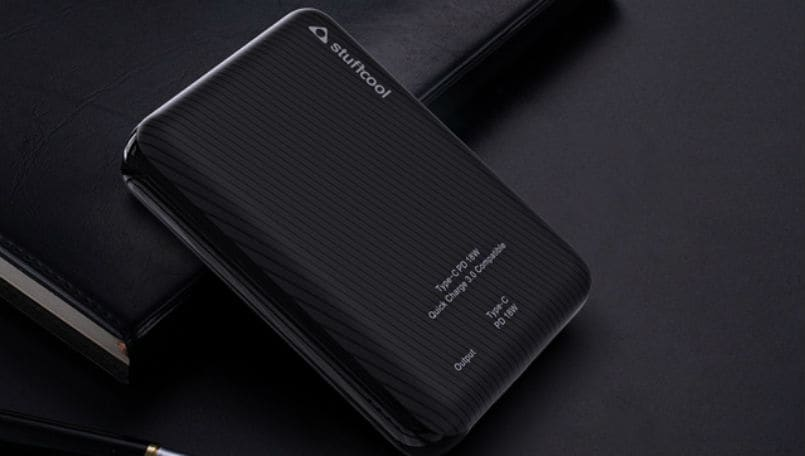 Stuffcool 10,000mAh palm sized power bank launched: Price, Features