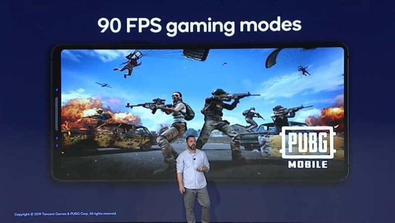 PUBG Mobile will support 90FPS game play with 10-bit HDR in 2020