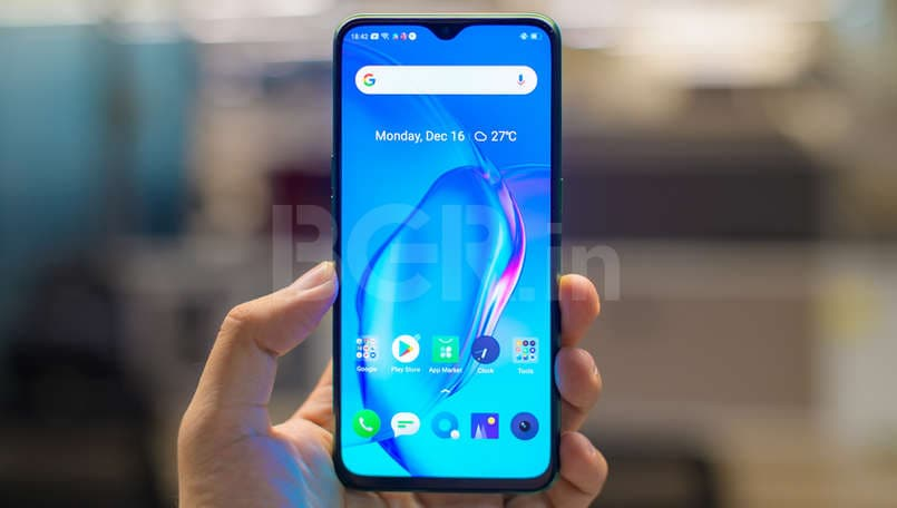 Realme X2 update rolls out with April 2020 security patch, PUBG audio fix and more